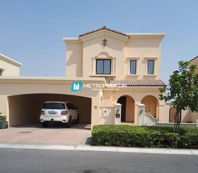 3 Bedroom Villa for Rent in Arabian Ranches 2, Dubai - Single Row I Ready in August I Well Maintained