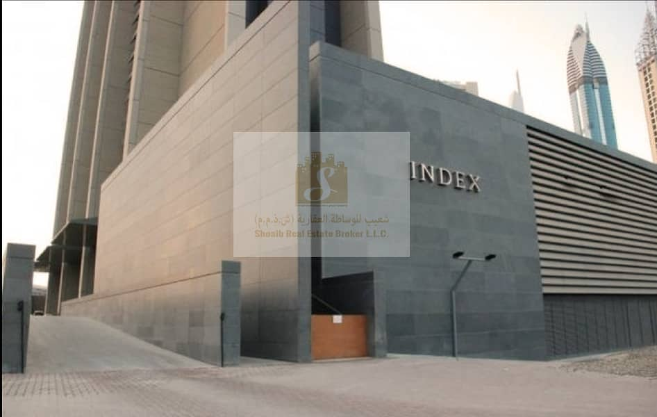 2 One Bedroom for Rent  in Index Tower in DIFC