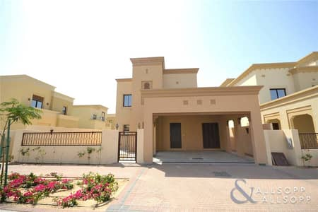 4 Bedroom Villa for Sale in Arabian Ranches 2, Dubai - 4 Bed + Maids | Modern Finish | Type 3