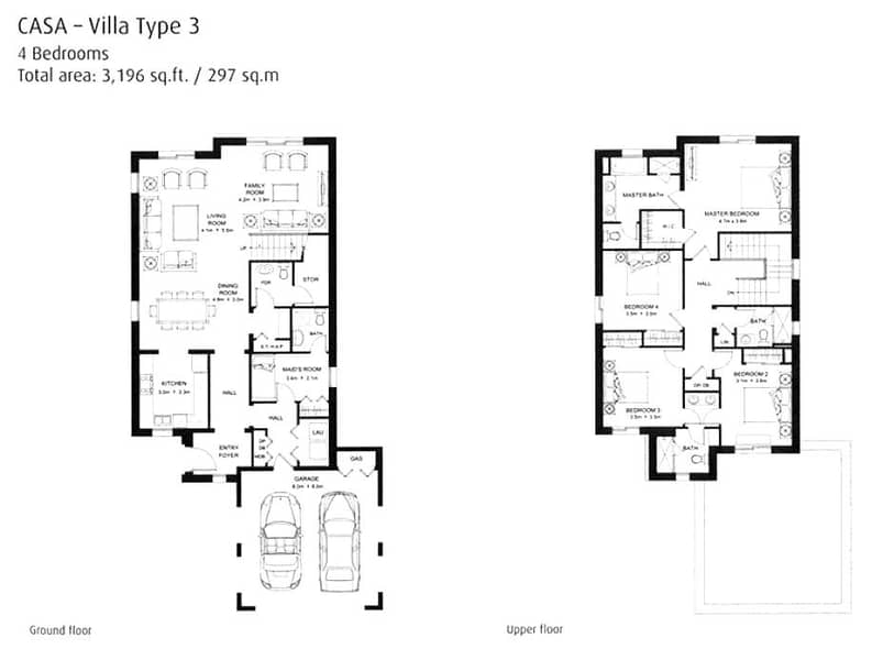 10 4 Bed + Maids | Modern Finish | Type 3