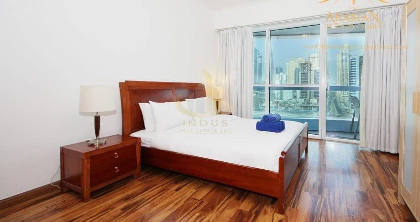 2 FULLU FURNISHED 1BHK WHIOUT BALCONY ONLY 52K