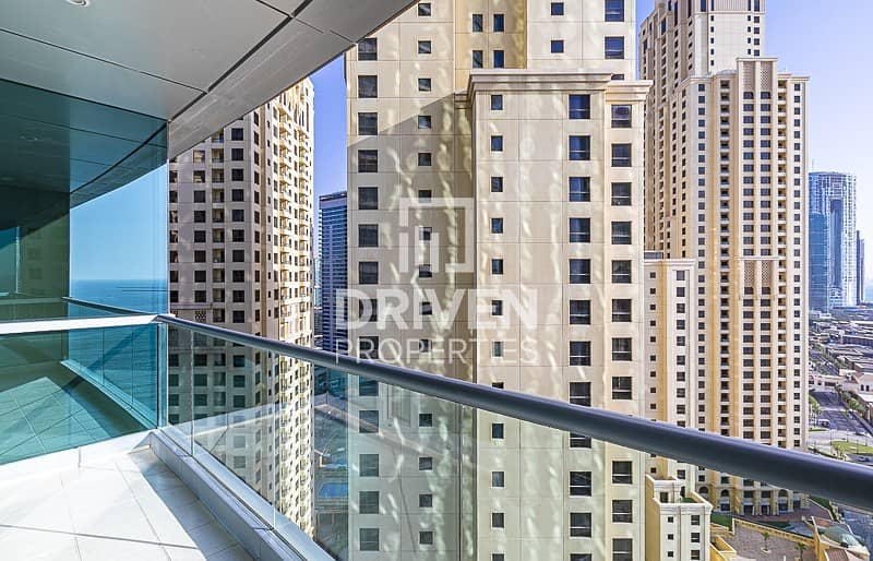 19 Rare 3 Bed plus Maids with Dubai Eye View