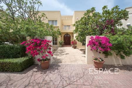 5 Bedroom Villa for Sale in The Meadows, Dubai - Well Located | Single Row | Type 8 Villa