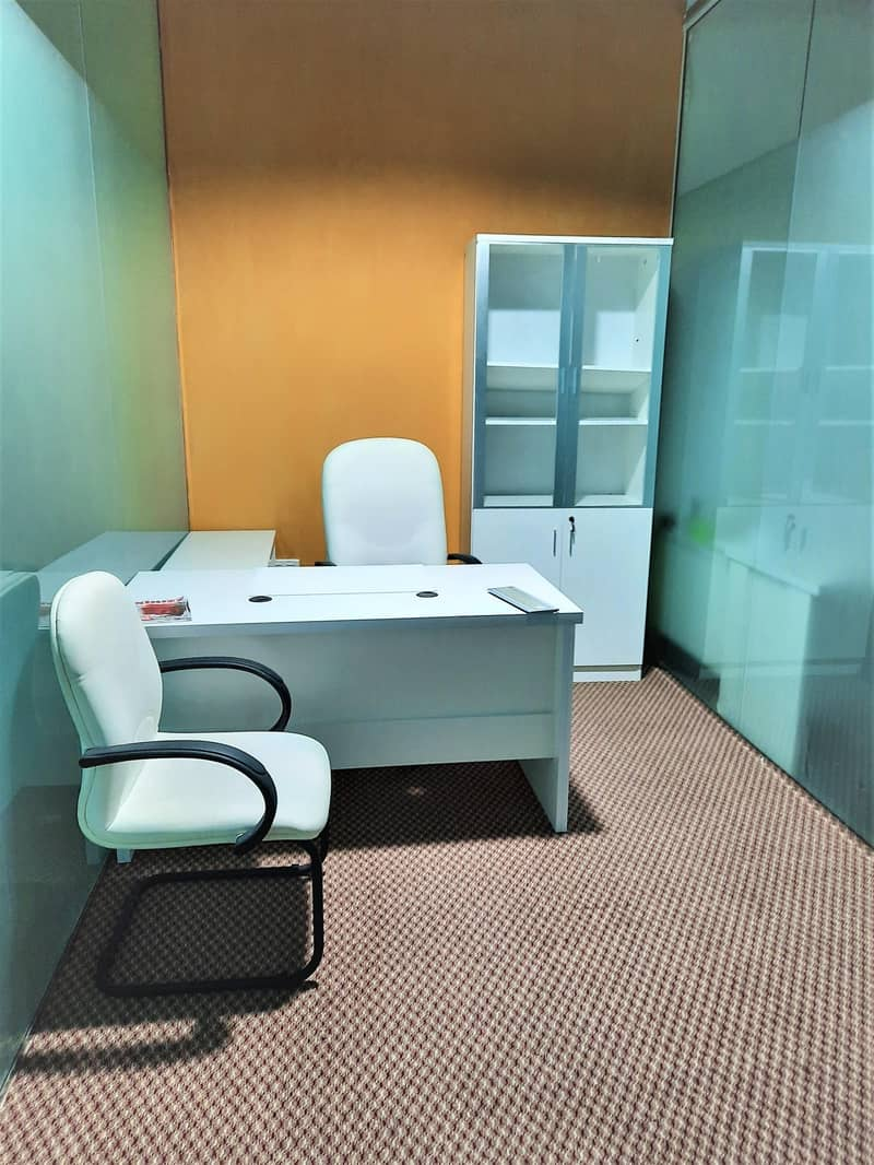 2 Limited Period Offer | Spacious Office | Next to metro station