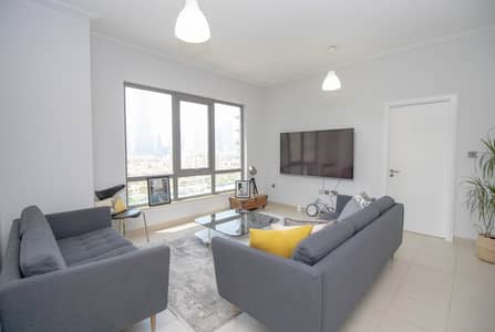 3 Bedroom Flat for Rent in Downtown Dubai, Dubai - Upgraded I Best layout I Full burj and Park view