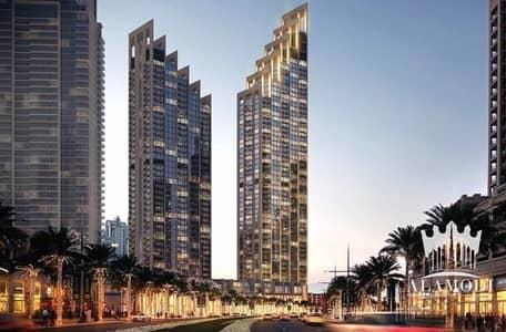 فلیٹ 1 غرفة نوم للبيع في وسط مدينة دبي، دبي - Ready 1BR from Emaar. Payment Plan. From the Owner