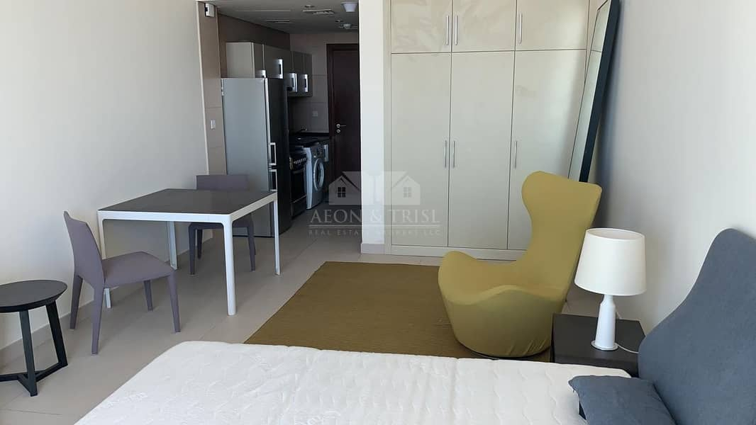 2 INCOMPARABLE STUDIO Furnished with Sea view