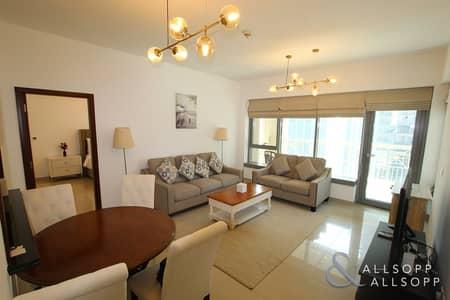شقة 2 غرفة نوم للبيع في وسط مدينة دبي، دبي - 2 Bed Plus Study | Partial Fountain Views