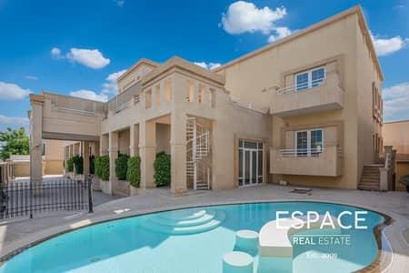 Palatial Mansion |Al Wasl Villa |8 Beds