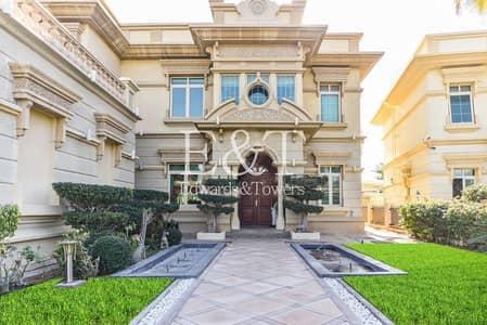 فیلا 4 غرف نوم للبيع في جزر جميرا، دبي - Monaco Style | Main Lake | Extended Plot | JI