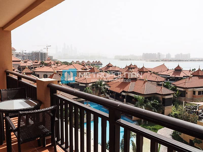 2 Atlantis view | Exclusive | High Floor | Furnished