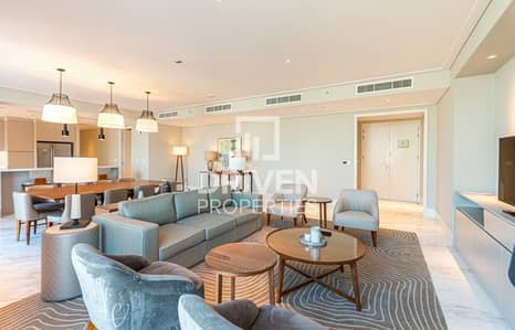 4 Bedroom Apartment for Sale in Downtown Dubai, Dubai - Exclusive and Furnished Apt | Amazing Views
