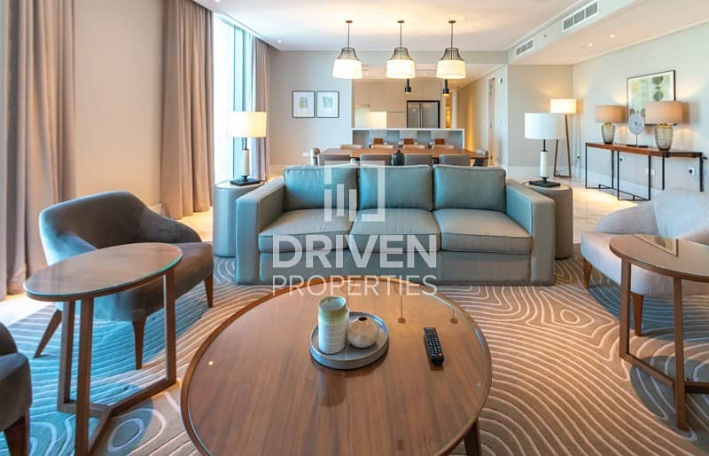 2 Exclusive and Furnished Apt | Amazing Views