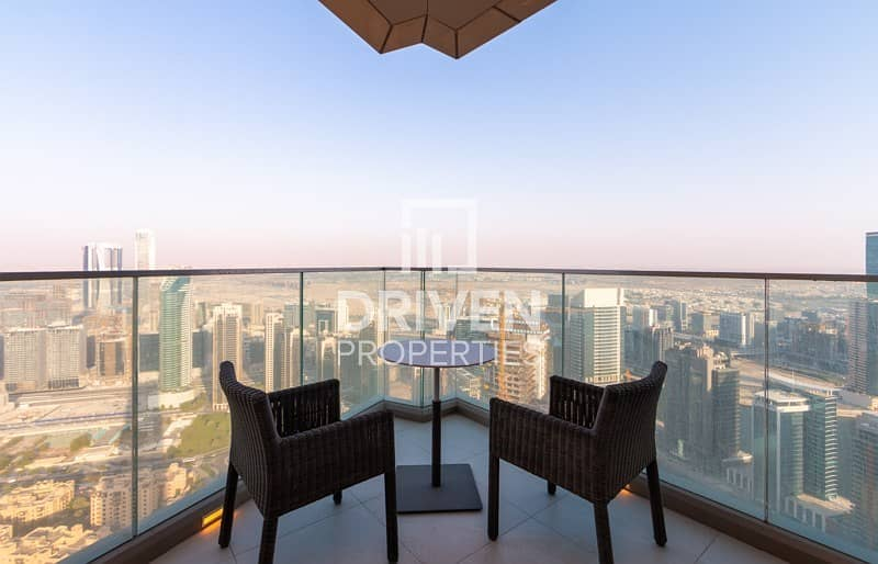 16 Exclusive and Furnished Apt | Amazing Views
