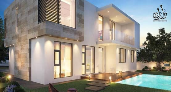 5 Bedroom Villa for Sale in Al Tai, Sharjah - 5 Bedroom Signature Villa Nasma Residences | Direct from the Owner | 0 Service Chagres for life time !!!