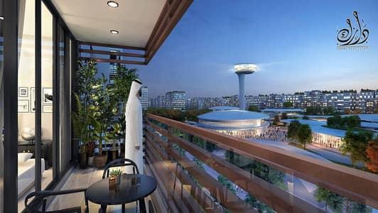 4 Bedroom Penthouse for Sale in Aljada, Sharjah - Penthouse 4BR opposite of The Address & Vida Sharjah downtown