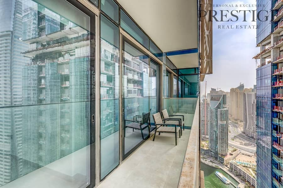 Beautiful High Floor Chiller  Free Large Balcony
