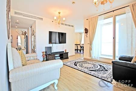 شقة 2 غرفة نوم للبيع في ذا فيوز، دبي - 2 Bedroom   Lake View   Vacant On Transfer