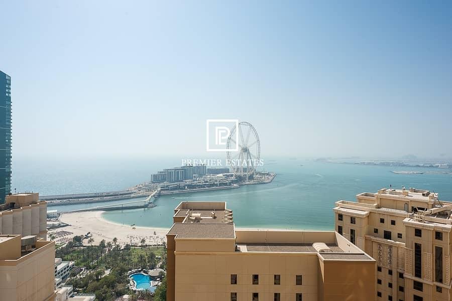 25 Vacant I Marina views I Great condition|2 BedroomS
