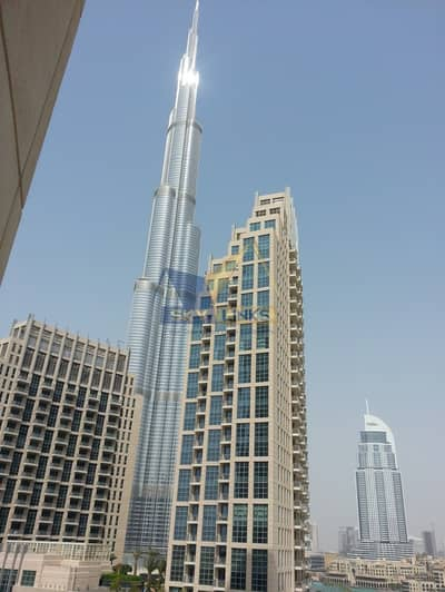 2 Bedroom Flat for Sale in Downtown Dubai, Dubai - Burj & Fountain  View  2 Bedroom Apartment  For Sale