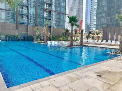 Chiller Free| 2 BedRoom with Pool View| Marina Gate 1