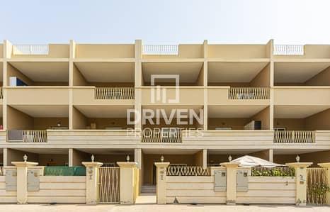 تاون هاوس 4 غرف نوم للايجار في قرية جميرا الدائرية، دبي - Magnificent 4 Bed Townhouse plus Maid's Room
