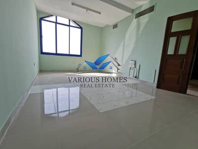 2 Bedroom Flat for Rent in Al Mushrif, Abu Dhabi - Awesome 02 BHK Apt With Tawtheeq at Delma Street