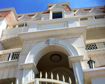 تاون هاوس 4 غرف نوم للايجار في قرية جميرا الدائرية، دبي - 4 Bedroom Townhouse-Maids I Maintenance Contract
