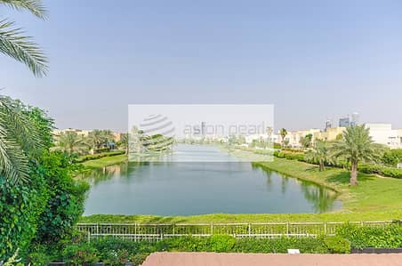 5 Bedroom Villa for Sale in The Meadows, Dubai - Full Lake View || 5 Bed Vastu Compliance || Vacant