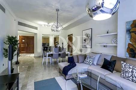شقة 2 غرفة نوم للايجار في نخلة جميرا، دبي - Best Priced   Vacant on end Of July   Large Unit