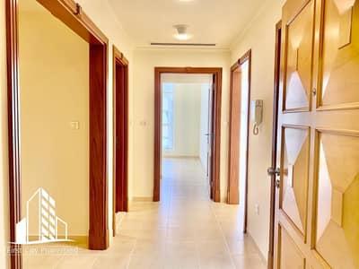 فلیٹ 1 غرفة نوم للايجار في الخالدية، أبوظبي - NO COMMISSION   1 BHK IN REMAH TOWER