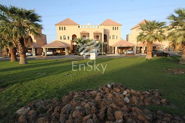 No Commission| Stylish 4 BR Villa with Facilities