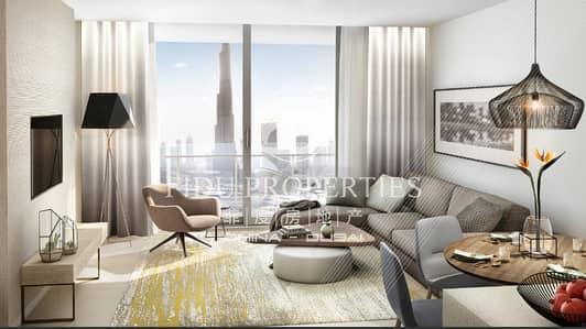 شقة 3 غرف نوم للبيع في وسط مدينة دبي، دبي - Best Price|Full Burj Khalifa View | Higher Floor