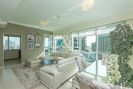 1 Bedroom Apartment for Sale in The Views, Dubai - Largest One Bed | Furnished Full Golf Course View