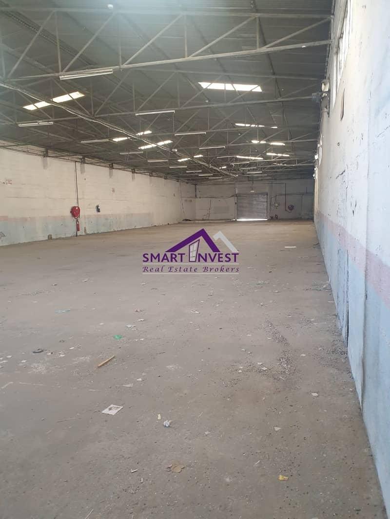 Commercial warehouse for rent In Al Khubashi