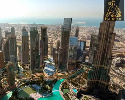 3 Bedroom Apartment for Sale in Downtown Dubai, Dubai - Dubai Opera View Middle Floor 2 BR Apartment