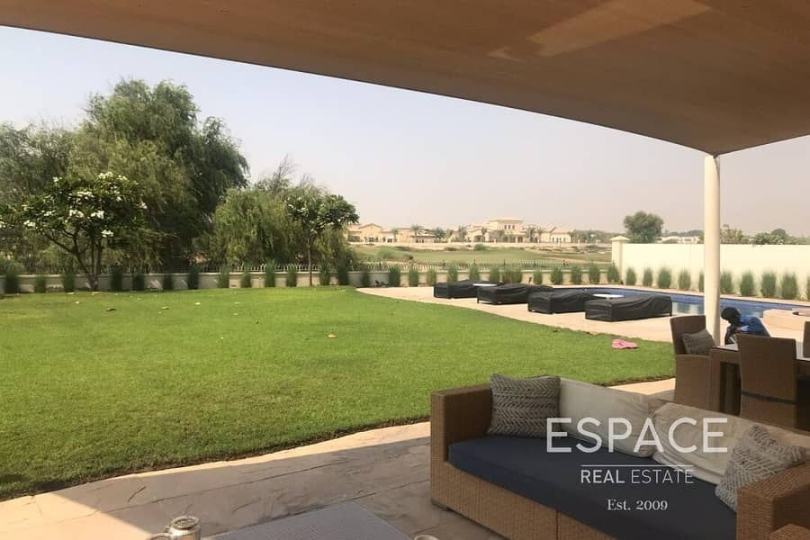 2 Type 13 - Private Pool - Golf Course View