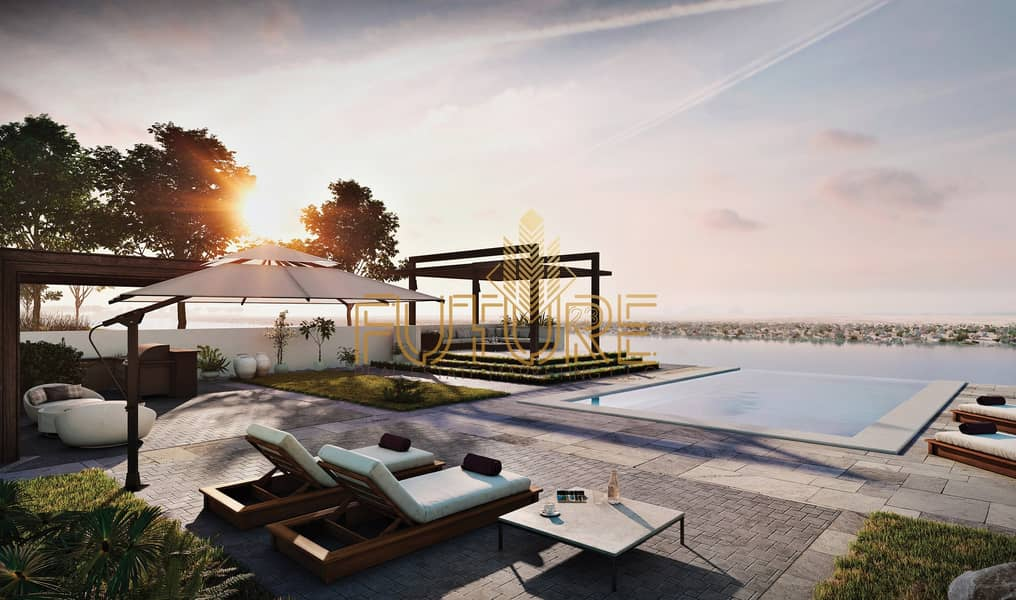 2  sea view and in installments - nocommission