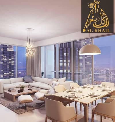 4 Bedroom Flat for Sale in Downtown Dubai, Dubai - 4 Bedroom Captivating Views Downtown