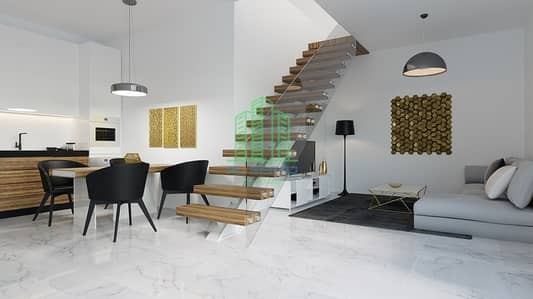 1 Bedroom Townhouse for Sale in Al Reem Island, Abu Dhabi - OwnTownhouse in Abu Dhabi on Al Reem Island .