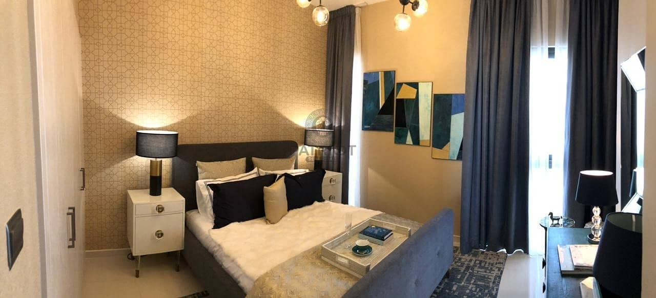2 Fully furnished | Ready to move | Akoya Aster
