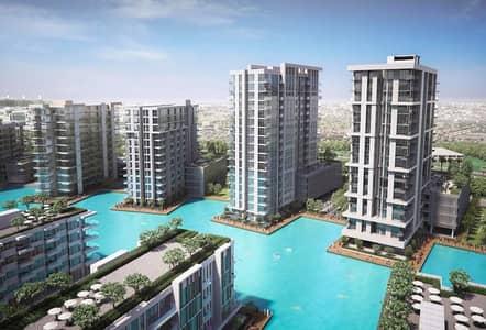 شقة 3 غرف نوم للبيع في مدينة محمد بن راشد، دبي - building view