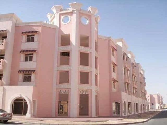 1BHK WITH/B FOR SALE IN CHINA CLUSTER