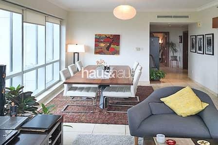 فلیٹ 2 غرفة نوم للبيع في ذا فيوز، دبي - Vacant | 03 Series | Upgraded Kitchen | A Must See