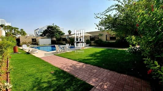 3 Bedroom Villa for Rent in Umm Suqeim, Dubai - 3 Bed Fully New Renovated Compound Villa With Share pool