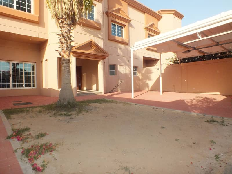 beautiful big compound in manara rent 185k