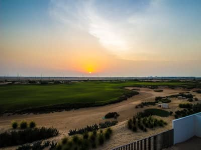 4 Bedroom Villa for Sale in Dubai South, Dubai - Independent Golf course villa  7 Years payment plan