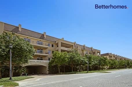 شقة 1 غرفة نوم للبيع في موتور سيتي، دبي - Partial Pool View | Vacant | Unfurnished