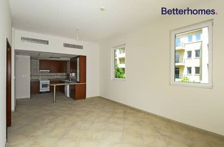 1 Bedroom Apartment for Sale in Motor City, Dubai - Partial Pool View | Vacant | Unfurnished