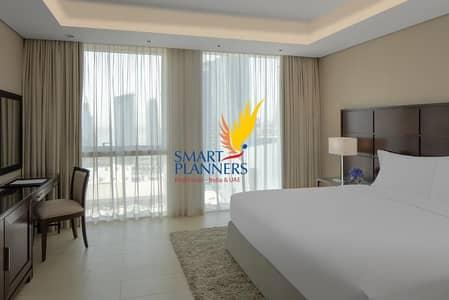 شقة 2 غرفة نوم للايجار في شارع الشيخ زايد، دبي - Magnificent furnishings .| Free Dewa | near metro
